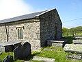 13 century Llangelynnin Church, Gwynedd, Wales - Eglwys Llangelynnin 04.jpg
