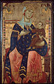 13th-century unknown painters - Madonna Enthroned with the Christ Child - WGA23873.jpg