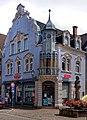 15.7.2018 Die Jugendstil-Häuser in Zell am Harmersbach wurden nach einem Brand im Jahr 1904 errichtet. 08.jpg
