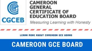 Cameroon GCE Board