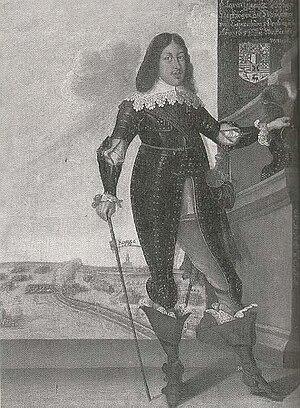Frederick, Duke of Württemberg-Neuenstadt - Frederick, Duke of Württemberg-Neuenstadt