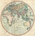 1801 Cary Map of the Eastern Hemisphere ( Asia, Africa, Australia ) - Geographicus - EasternHemisphere-cary-1801.jpg