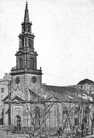 Horatio Potter - St Peter's Episcopal Church