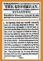 18220829 An ingenious cheat - bowling - The Georgian For the Country (Savannah).jpg