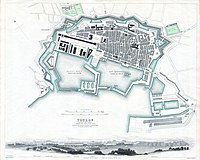 1840 S.D.U.K. Map or City Plan of Toulon, France - Geographicus - Tulon-SDUK-1840.jpg