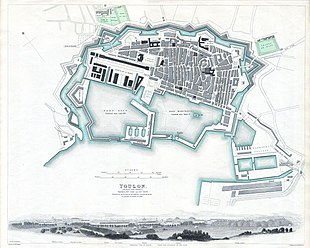 Si ge de toulon 1793 wikip dia - Piscine municipale bourg royal toulon ...