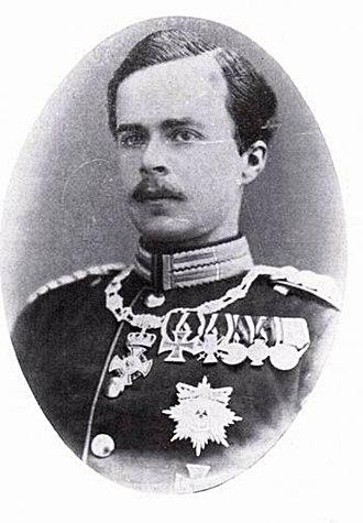 William, Prince of Wied - William, Prince of Wied