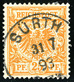 1893 25Pfg Mi49b SÜRTH.jpg