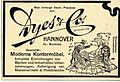 1894 circa Dyes & Co. Hannover Groß-Buchholz Werbung Holz und Inneneinrichtungen.JPG