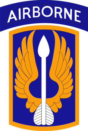 18th Aviation Brigade (United States) - 18th Aviation Brigade shoulder sleeve insignia
