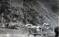 1916 - Echipament abandonat de trupele romane in pasul Turnu Rosu.png