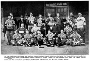 New York Americans - The 1925–26 New York Americans