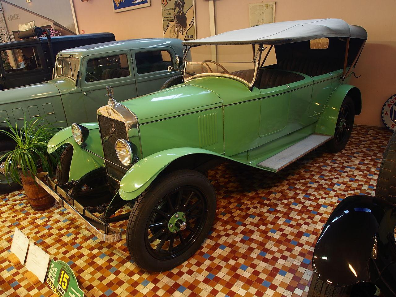 file 1925 donnet zedel c16 4 cyl 11cv tourer at the mus e automobile de vend e pic 5 jpg. Black Bedroom Furniture Sets. Home Design Ideas