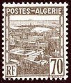 1941 Noir-brun Algérie 70c Yv164.jpg