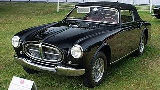 Ferrari 212 Inter car model