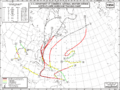 1954 Atlantic hurricane season map - 2.png