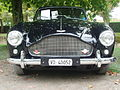 1958 Aston Martin DB MkIII in Morges 2013 - Front.jpg