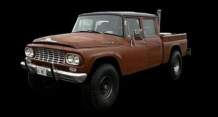 International Harvester Travelall - Wikiwand