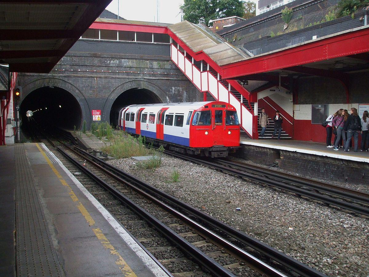 Bakerloo line Wikipedia