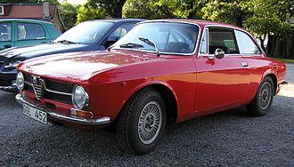 Giorgetto Giugiaro - Alfa Romeo Giulia Sprint GT