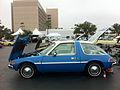 1976 AMC Pacer DL coupe blue-white 2014-AMO-NC-09.jpg