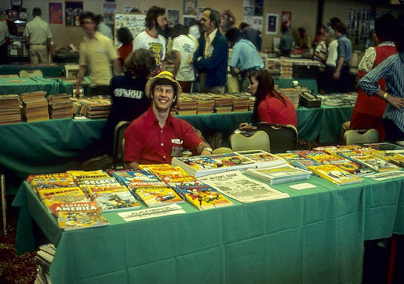 Fil:1976 San Diego Comic book convention.jpg