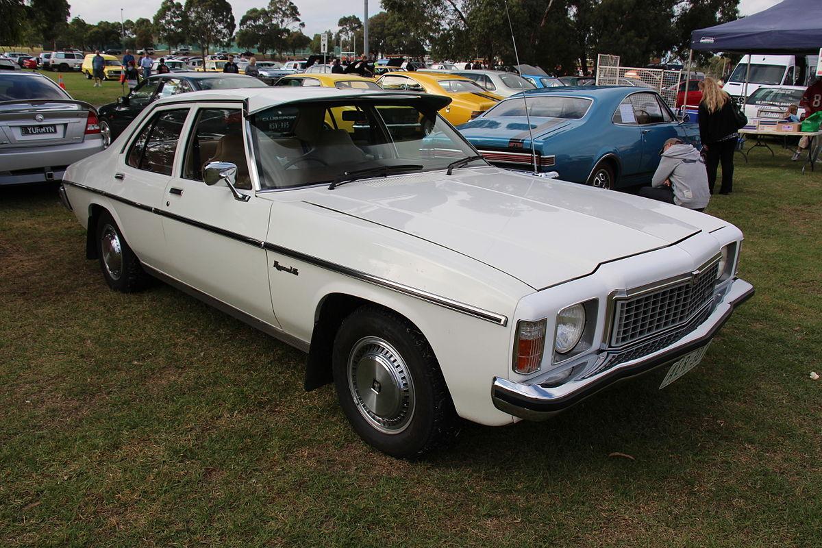 4f36b52675 Holden HZ - Wikipedia
