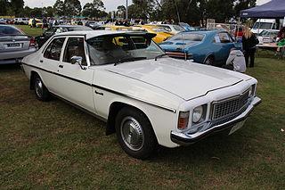 Holden HZ car model