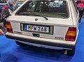 1986 Saab-Lancia 600 GLS Rear.jpg