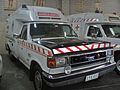 1992 Ford F-250 ambulance (5331803650).jpg