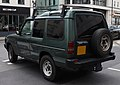 1994 Land Rover Discovery TDi Automatic 3-door 2.5 Rear.jpg