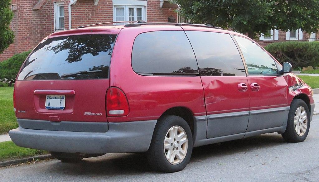 File1996 Dodge Grand Caravan 38l Rear 61318g Wikimedia Commons