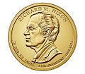 1 dollar coin 2016 Richard Nixon.jpg