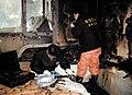 2000년대 초반 서울소방 소방공무원(소방관) 활동 사진 화재조사 (2).JPG