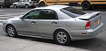 mitsubishi diamante - wikipedia