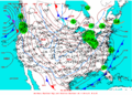 2004-01-06 Surface Weather Map NOAA.png