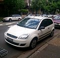 2005 Ford Fiesta (WQ) LX 3-door hatchback (10942807534).jpg