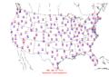 2006-05-21 Max-min Temperature Map NOAA.png