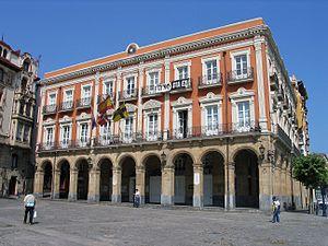 Portugalete - Image: 20060623 Portugalete Ayuntamiento