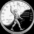 2006 BFranklin Scientist Proof Obv.png