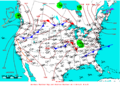 2007-06-23 Surface Weather Map NOAA.png