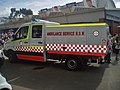 2007 Mercedes Benz Sprinter 315 CDi crew cab truck (5352706129).jpg