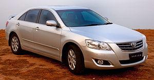 Toyota Aurion - Pre-facelift Toyota Aurion (GSV40R) Prodigy