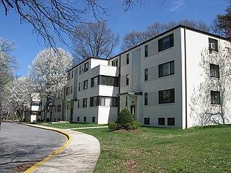 Greenbelt Historic District - Apartments in Greenbelt