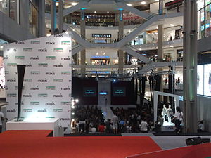 Bukit Bintang - 2009 Malaysia International Fashion Week