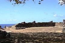 Ilha de Fernando de Noronha-1500–1700-2009 fev 10 forte santana