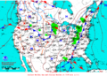 2012-04-21 Surface Weather Map NOAA.png