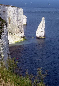 The Pinnacles, Isle of Purbeck