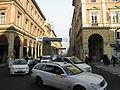 2012 Bologna taxi drivers strike, Piazza VIII Agosto (11) (Bologna).JPG