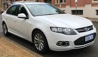 Ford Falcon (FG) - Wikiwand